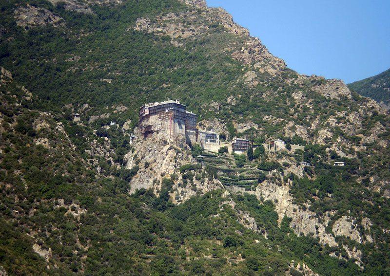 Mount Athos Halkidiki